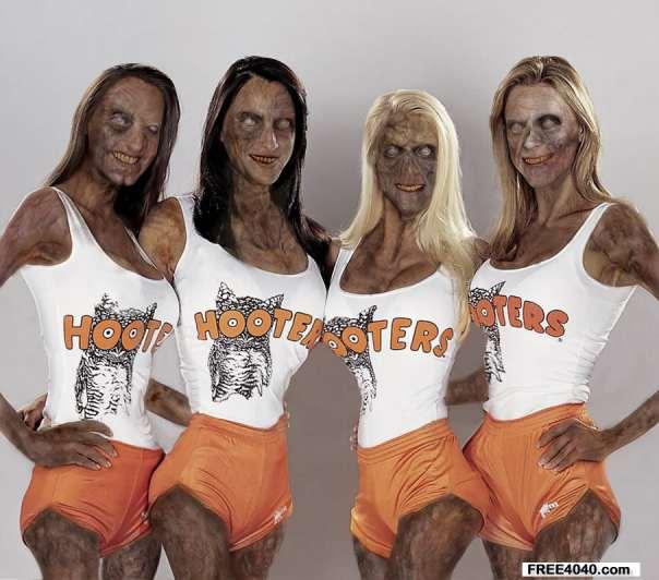 As Zombies de Torcidas